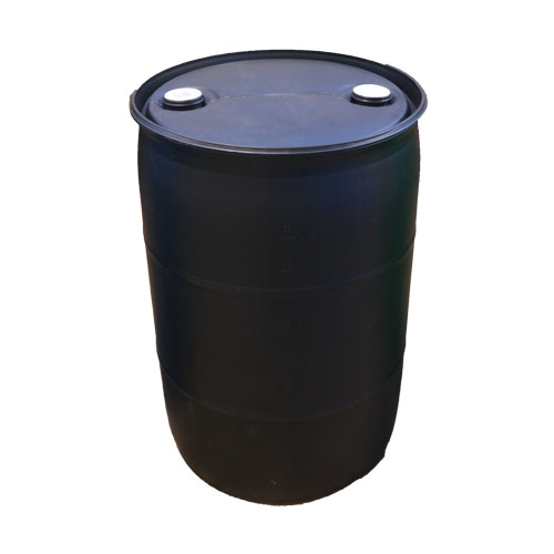 Closed Head Plastic Barrel