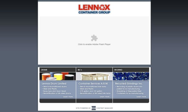 Lennox Drum Limited