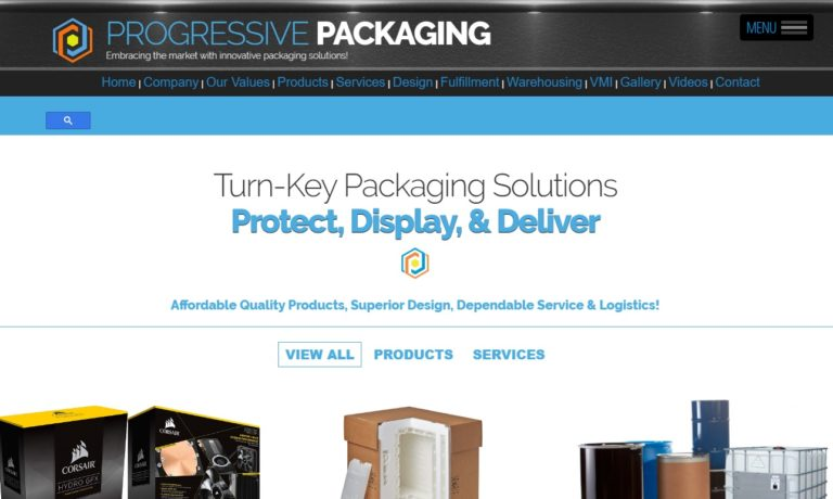 Progressive Packaging