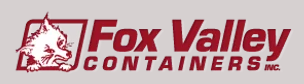 Fox Valley Containers, Inc. Logo
