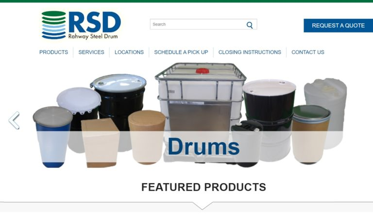 Rahway Steel Drum Company, Inc.
